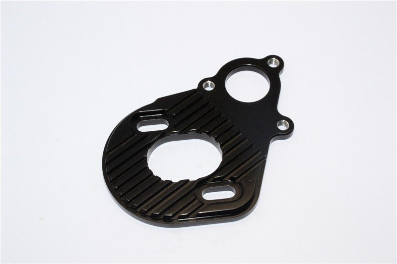 Axial Racing SCX10 Alloy Motor Plate For AX10 Scorpion - 1pc (For SCX10, Wraith) - GPM SCX018