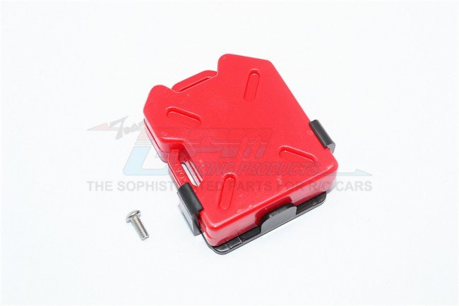 Plastic Oil Tank For Crawlers - 2pc set - GPM ZSP022