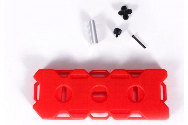 TRAXXAS TRX4 TRAIL CRAWLER Auxiliary Plastic Fuel Tank For Crawlers - 5pc set - GPM ZSP036