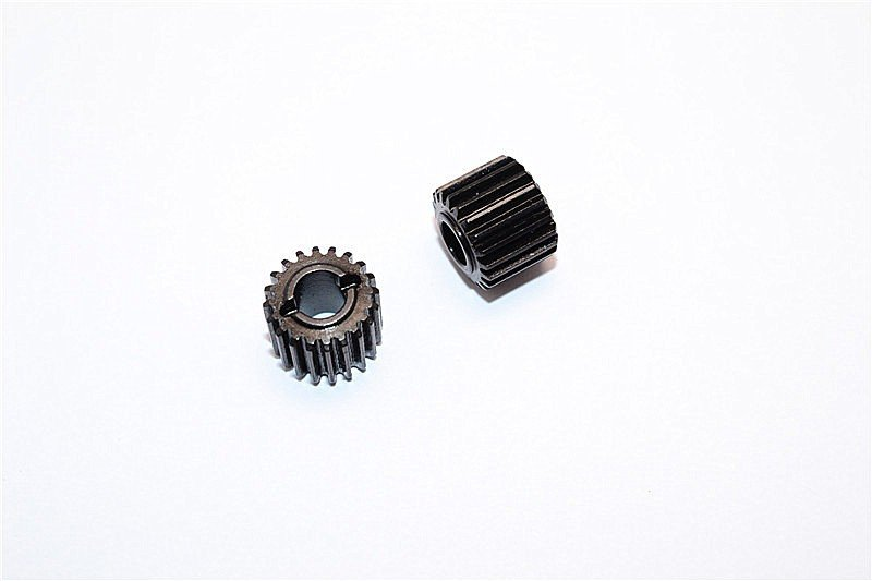 AXIAL Racing SCX10 Hard Steel 20T Drive Gear - 1pr - GPM SSCX2020T