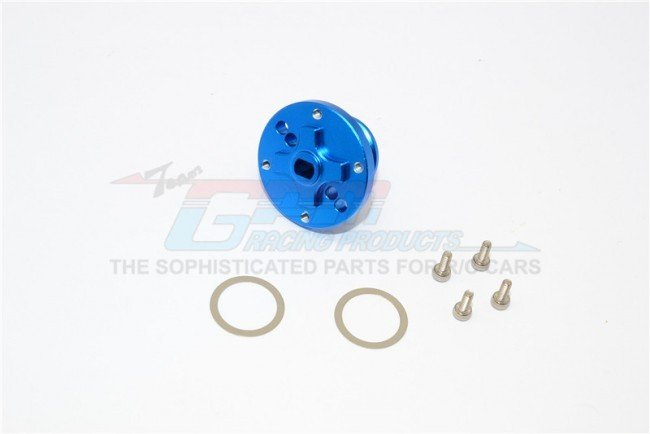 AXIAL SMT10 Aluminium Heavy Duty Differential Locker - 1pc set (For YETI, SMT10 Monster Jam AX90055) - GPM MJ050F/R