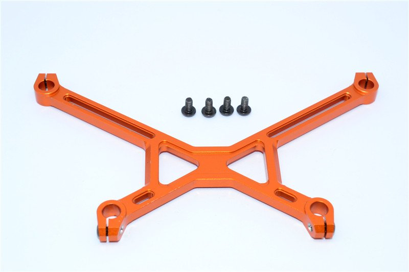 Axial Racing Yeti Aluiminium Battery Holder (AX31102) - 1pc set - GPM YT0126