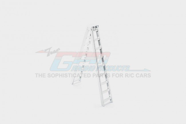 Aluminum Long Step Ladder For Crawlers - 1pc - GPM ZSP002