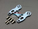 Kyosho Mini Inferno /Mini Inferno 09 Graphite Front Damper Tower With Screws (Multiple Colors) - 1pc set - GPM GMIF028MC
