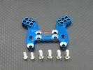 Kyosho Mini Inferno 09 Alloy Front Damper Tower With Screws - 1pc set - GPM MIF028