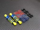 Kyosho Mini-Z Overland Plastic Ball Top Damper With Spare Spring & Ball Screws - 1pr set - GPM MOL1332A