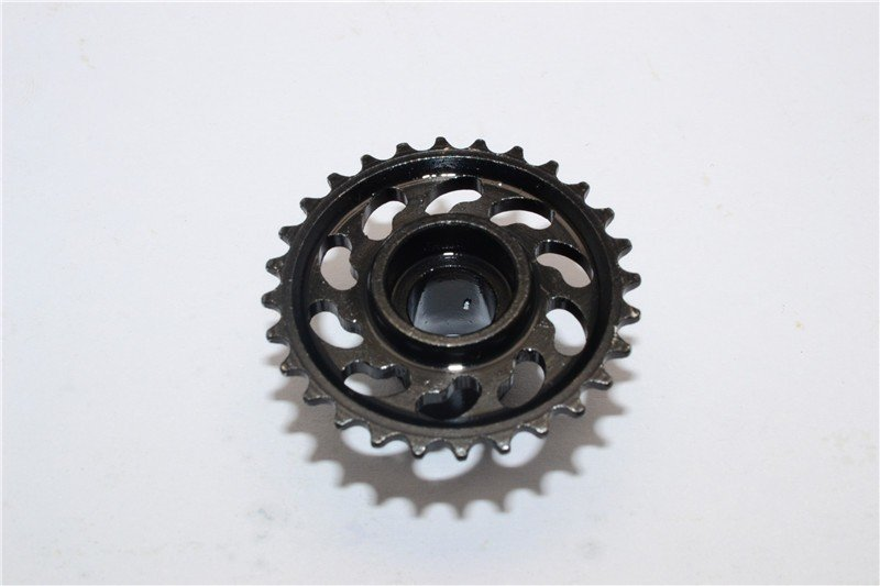 Kyosho Motor Cycle Steel Rear Gear - 1pc - GPM SKM152