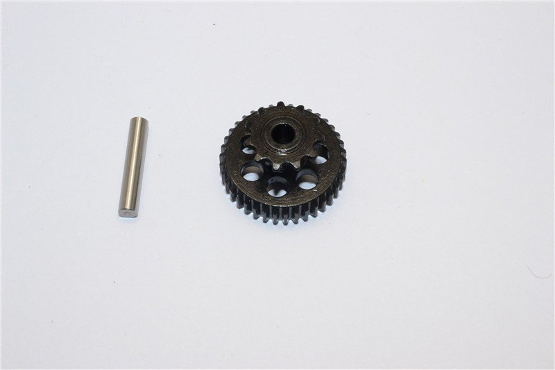 Kyosho Motor Cycle Steel Middle Gear - 1pc - GPM SKM153
