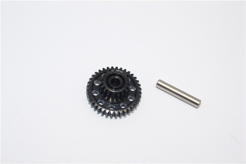 Kyosho Motor Cycle Steel Main Gear - 1pc - GPM SKM155