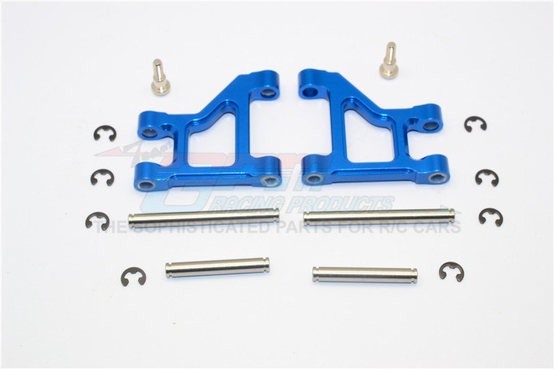 Tamiya CC-01 Alloy Front Lower Suspension Arm - 1pr - GPM CC055