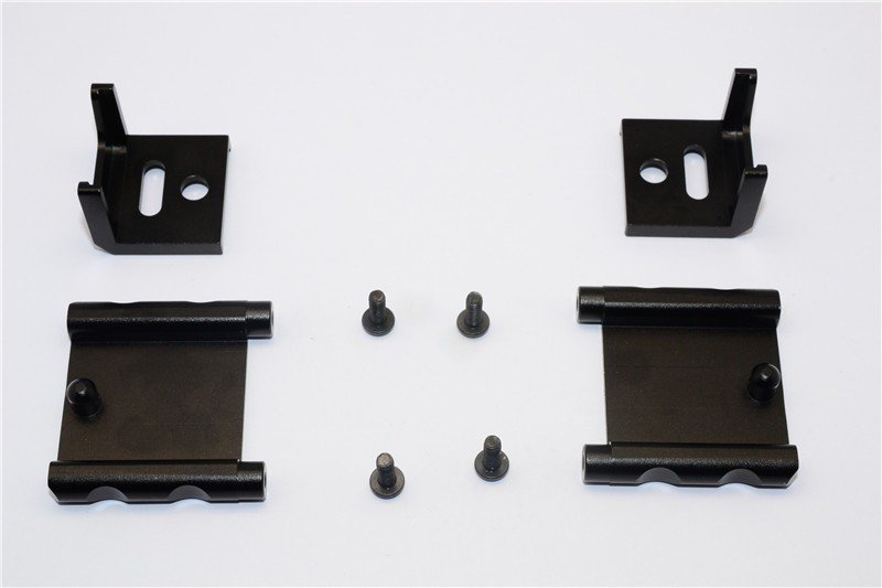 Tamiya MF01X Aluminium Battery Holder (138mm) - 1set - GPM MF0126L
