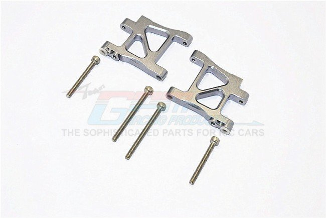 TAMIYA TA02T Aluminium Rear Suspension Arm - 1pr set - GPM TA2T056