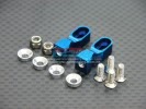 Tamiya TT01 Alloy Servo Mount With Collars+Lock Nuts+Screws - GPM TT024
