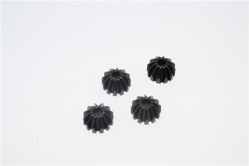 Tamiya TT02B Steel Small Bevel - 4pcs (For TT02 / TT02B) - GPM TT2100/G4