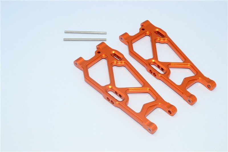 Team Losi Mini 8IGHT Truggy Alloy Rear Suspension Arm - 1pr set - GPM MT8056
