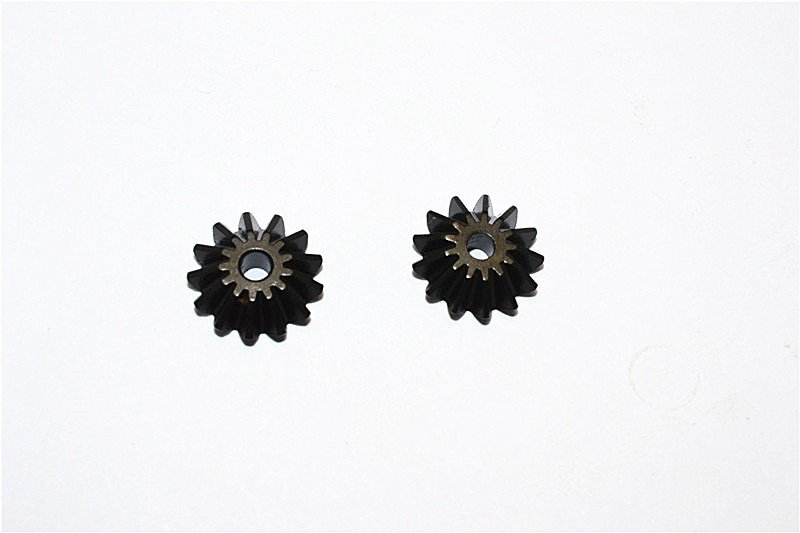 TRAXXAS E-REVO Steel Differential Spider Gears - 1pr set - GPM ER1200S/G2