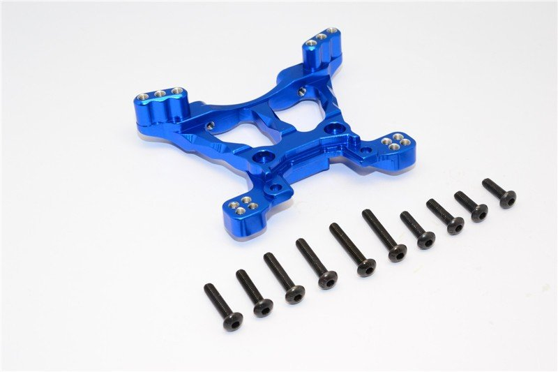 TRAXXAS SLASH 4X4 Alloy Front Shock Tower - 1pc - GPM SLA028