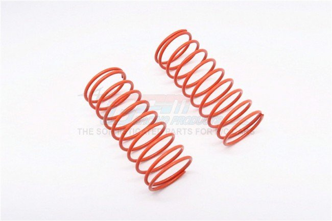 TRAXXAS Slash 4x4 Slash Front Shock Spring (Coil LenGTh 1.5mm) - 1pr - GPM SLA087F/SP15