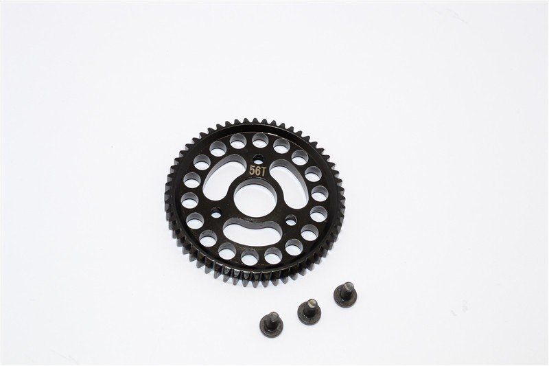 TRAXXAS Slash 4x4 Steel Main Gear (56T) - 1pc set - GPM SSLA056T
