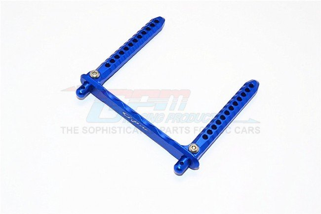 TRAXXAS TELLURIDE 4x4 Aluminium Front Body Post Mount - 1pc - GPM TEL201F
