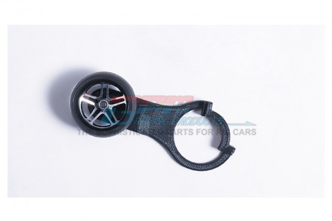 TRAXXAS TRX4 TRAIL CRAWLER TQI Transmitter Extended Steering Wheel For TRX4 - 1pc - GPM TRX4ZSP43