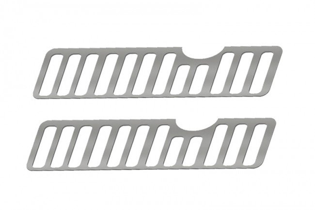 TRAXXAS TRX4 FORD BRONCO Fender Vent For TRX-4 Ford Bronco - 2pc set - GPM TRX4ZSP39
