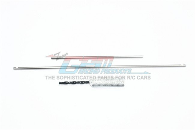 TRAXXAS UNLIMITED DESERT RACER Stainless Steel Front+Rear Sway Bars - 3pc set - GPM SUDR311FR