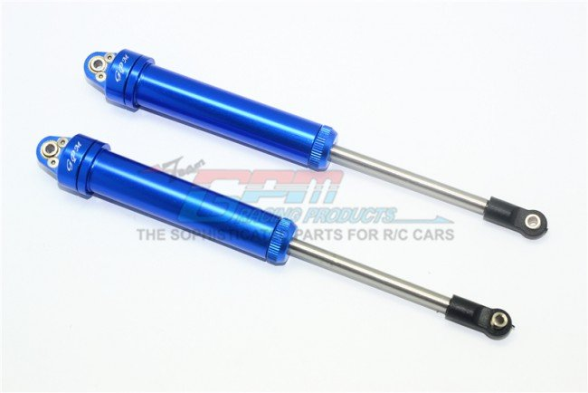 TRAXXAS UNLIMITED DESERT RACER Aluminium Rear Internal Shocks (160mm) - 2pc set - GPM UDR160RX