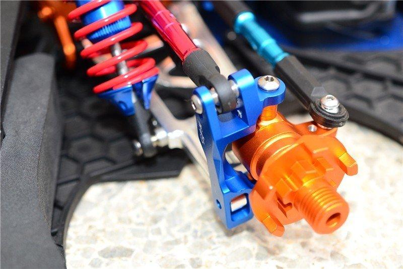 TRAXXAS XO-1 Aluminum C Hubs- 2pc set - GPM XO019