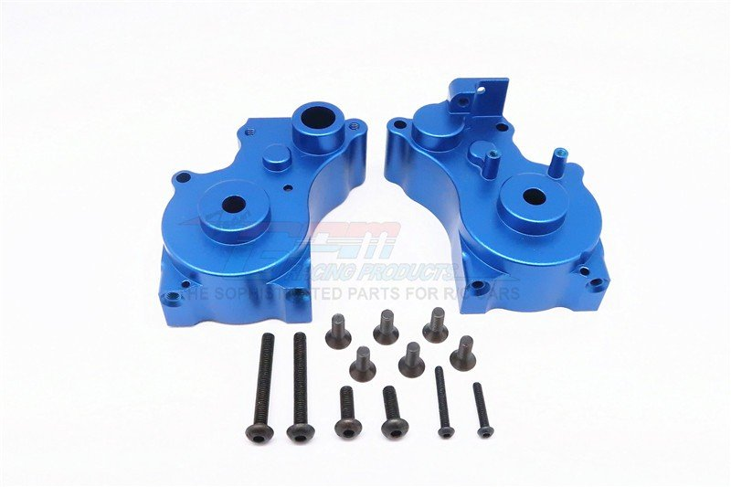 Vaterra 1/10 K-5 Blazer Ascender Aluminium Center Gear Box - 2pcs set - GPM K5038